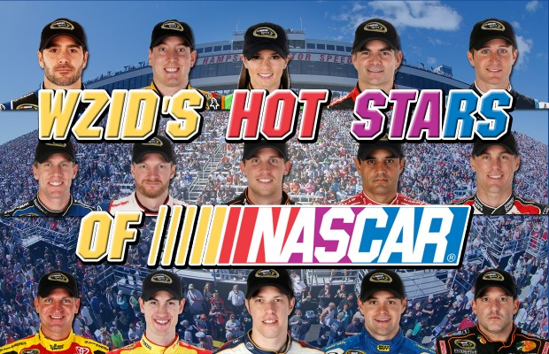 The Hottest Star in NASCAR Rules!