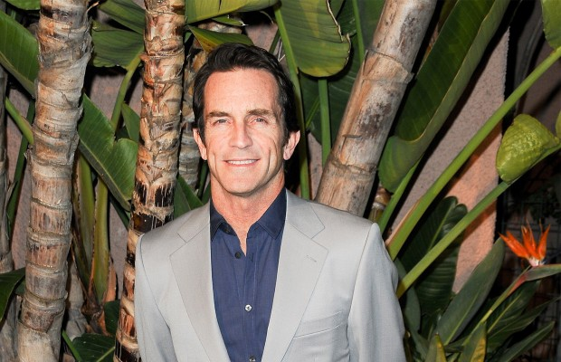 """JEFF PROBST – Long time host of """"Survivor"""" for 13 years on CBS."""