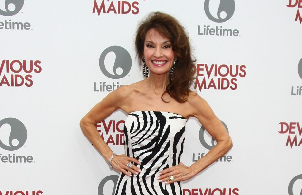 Susan Lucci talks to Mike & Tracy