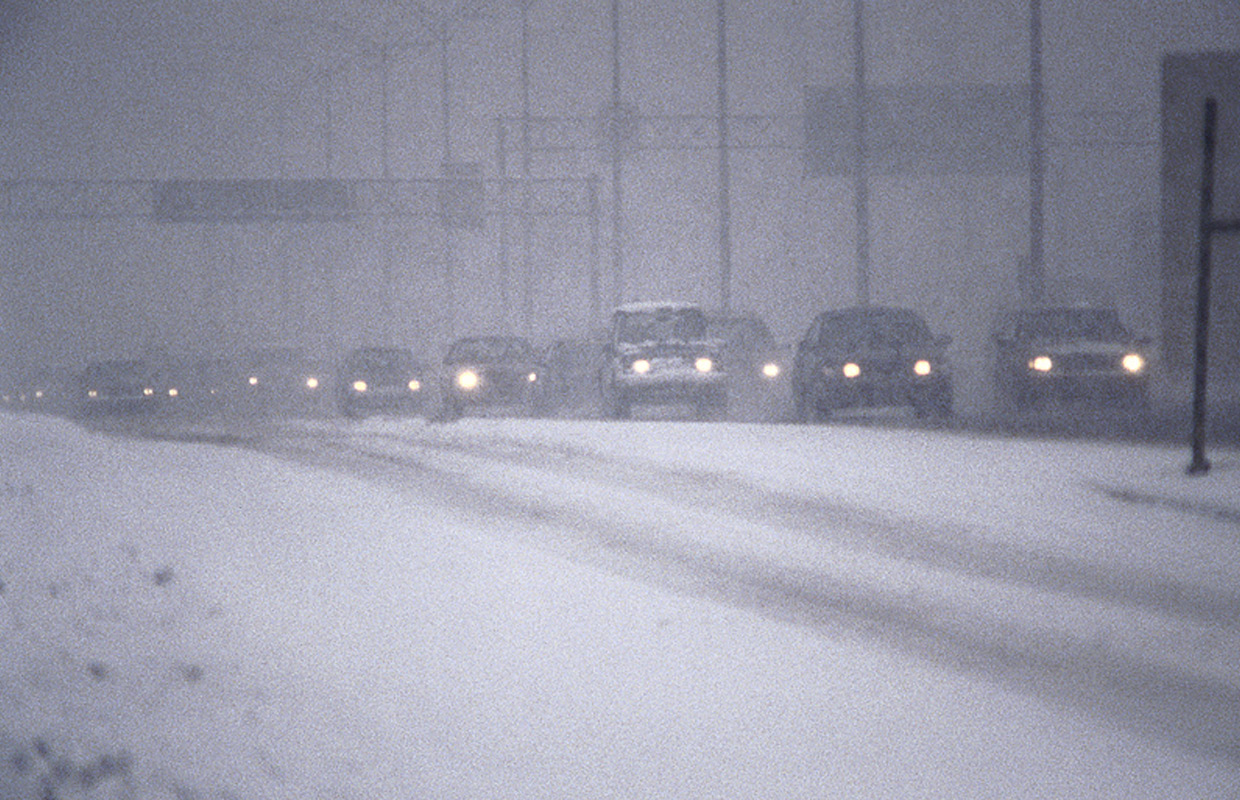 Monster snow storm hits NH