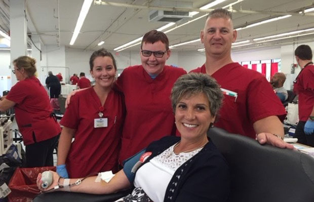 34th Annual Gail Singer Memorial Blood Drive