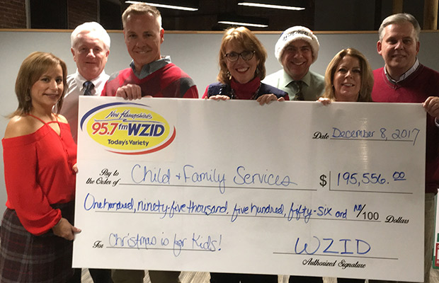 Christmas is for Kids Radiothon – Thank You!